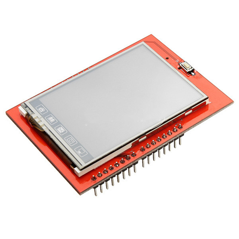 10 Pcs/2,4 Inch Tft Lcd Touch Screen Schild Für Uno R3 Mega2560 Lcd Modul Display Board