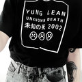 YUNG-LEAN-UNKNOWN-DEATH-Graphic-T-Shirt-