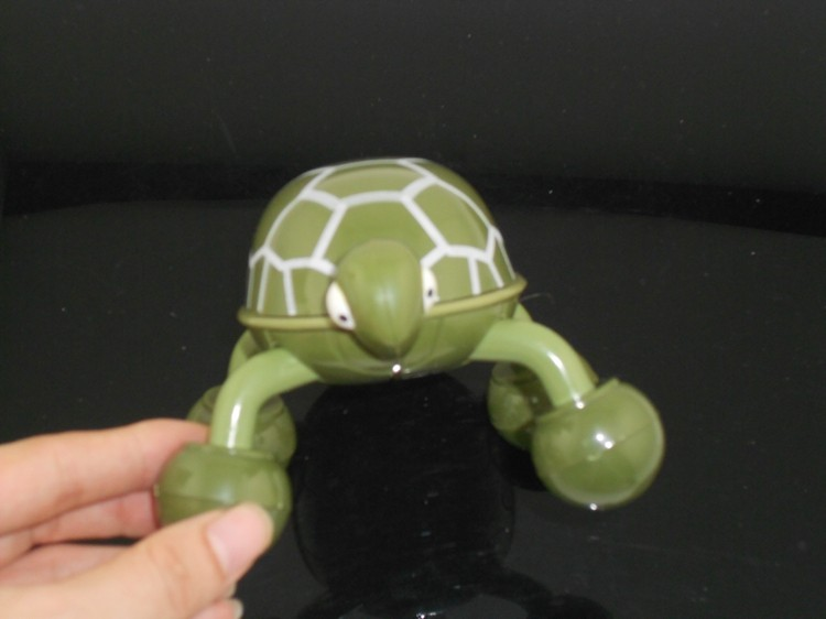 Turtle Toy Massager Shake Slimming Cellulite Body Massager Beauty Health Tool for Hip Neck Face Head Foot 5