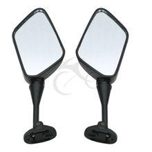 Черные боковые зеркала заднего вида для Honda CBR600F4 1999 2000 CBR600F4I 2001 2005 аксессуары для мотоциклов