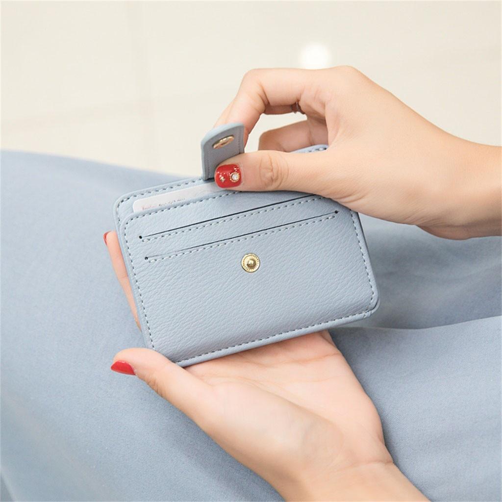 Wallet Women Wallets Short Wallets Mini Money Purses Small Fold Female Coin Purse Card Holder Carteira Portfel Cartera Mujer 6