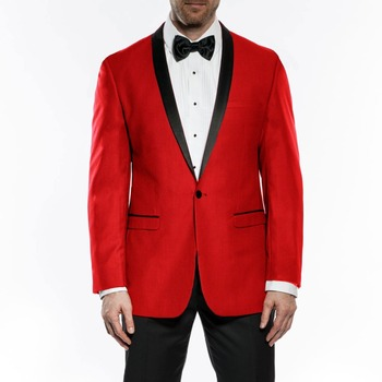 2018 wedding suits for men red shawl lapel men suits classic blazer jacket for marriage prom bridegroom best men costume 2 piece