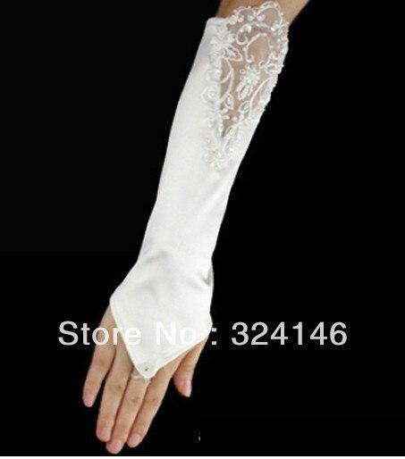 cheap New design black Bridal gloves fingerless gloves wholesale