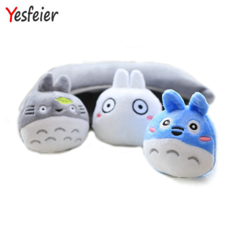 25cm cartoon Totoro legume plush toys kids toys new style totoro pillow cushion cloth doll birthday gift big pendant купить