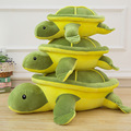 2017 New Cute Tortoise Plush Toys Soft Stuffed Turtle Doll Plush Pillow Staffed Children Toys Best Gift For Kids C61