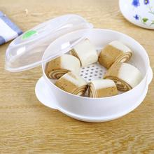 Steamer Cooker Bowl Plastic cuiseur vapeur micro onde Microwave Oven Steamer With Lid Cookware Tools cuit vapeur micro onde