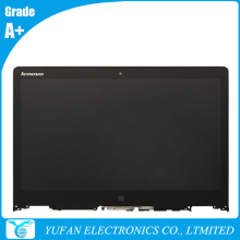 14″ Replacement Touch Screen Laptop LCD Assembly LP140WF3(SP)(L2) 1920×1080 eDP For Lenovo YOGA 3 14 5DM0G74715