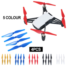 Airscrew Lightweight Propellers Drone Fans Accessories 4PCS CW/CCW Replacement for TELLO