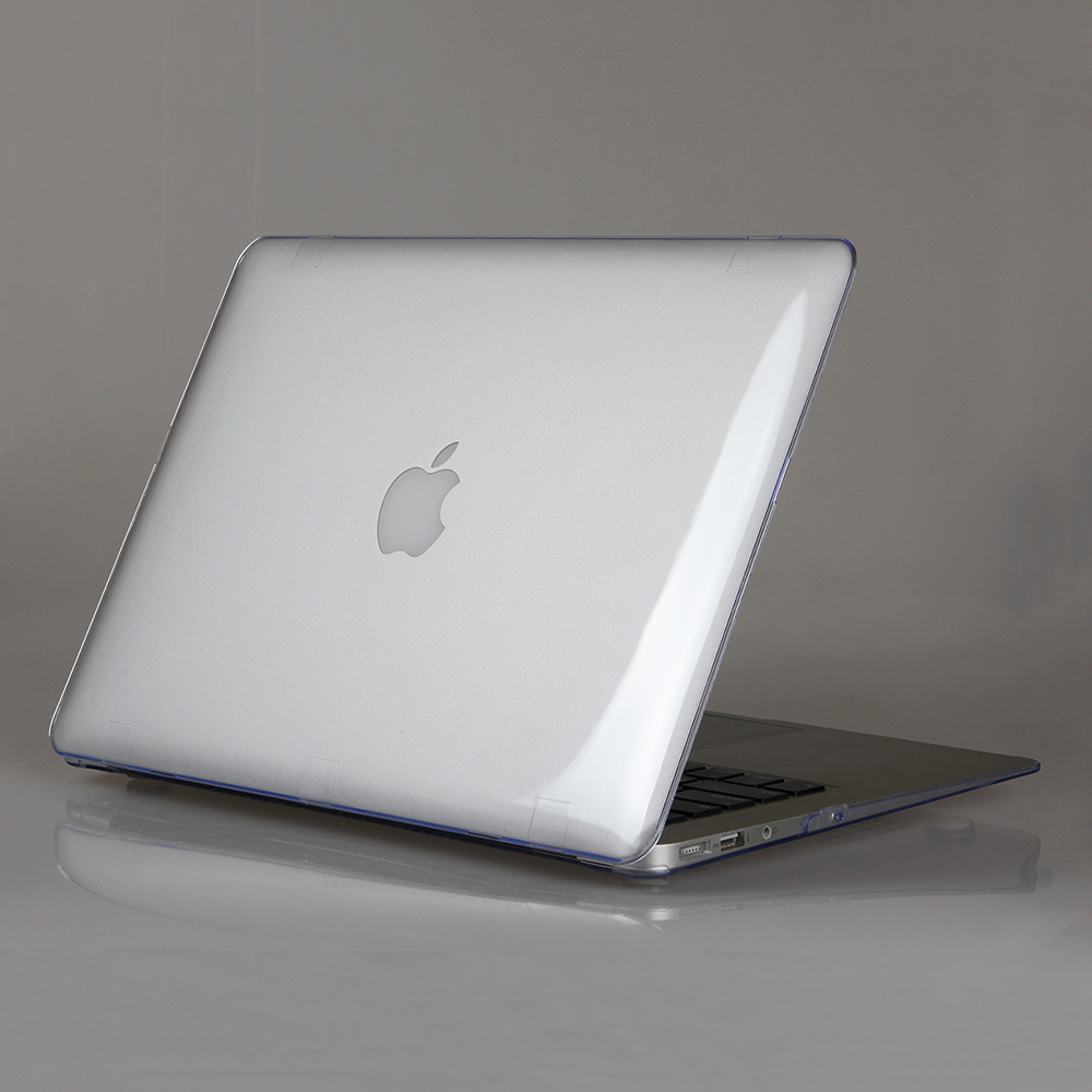 wholesale dealer 65fe1 6b6c0 US $12.99 |Good quality Matte and Clear Crystal Transparent Air 11 13 Hard  Case Cover For MacBook Air 11.6 13.3 inch laptop sleeve shell-in Laptop ...