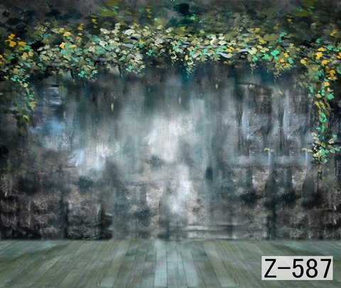 Mysterious Forest Backdrop, 10ft x 10ft Hand Painted Photography Background 300cm 200cm about 10ft 6 5ft fundo butterflies fluttering woods3d baby photography backdrop background lk 2024
