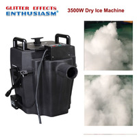 3500w stage dry ice smoke fog machine for dj stage club