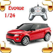 Christmas Gift RR Evoque 1/24 RC Nano SUV Car Radio Control Vehicle Toy Racing Truck Mini Electric Model Collection