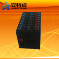 Bulk sms 8 port gsm modem wavecom 8 sim card gsm modem pool