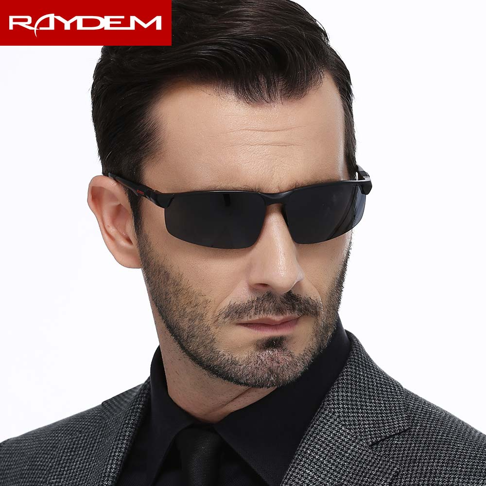 2018 Dielli i diellit për diamantë për meshkuj të rinj alumini, polarizuar, syze dielli të polarizuara, diamante, syze dielli meshkuj sportivë shoferë që drejtojnë syze dielli
