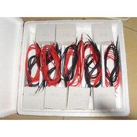 10pcs Lot TEC1 12730 62 62mm Thermoelectric Cooler Peltier 62x62x3 8mm TEC1 12730