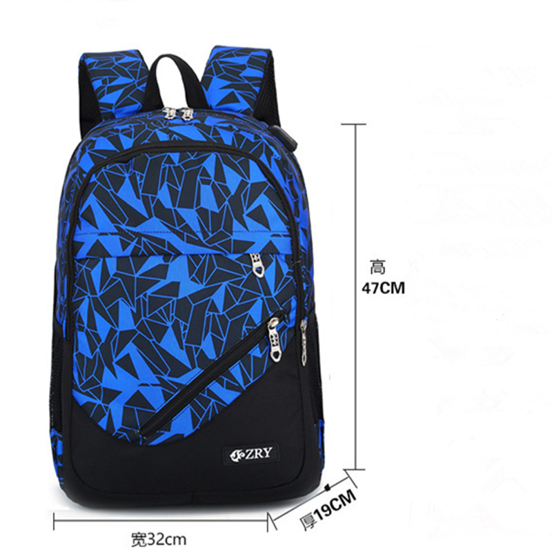 e854708c8689 New Boys School Backpack Set for Teenager Children Camouflage Travel  Knapsack Kids Schoolbag Girls School Bags Packsack Mochila-in School Bags  from ...