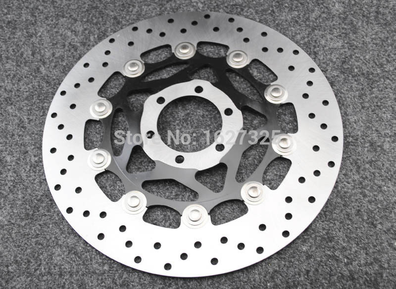 Brand new Motorcycle Rear Brake Disc Rotors For YAMAHA 250(3MAI) 89/FZ400(4YR1) 96/FZR400 89-92 Universel rear brake calipers and pads metallic for yamaha fzr400 1988 1990 1989 fzr 400 88 89 90 new