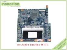 48.4CO01.021 MBPDM01001 MB.PDM01.001 For acer aspire one mini 4810T laptop motherboard SLGS8 SU2700 CPU DDR3
