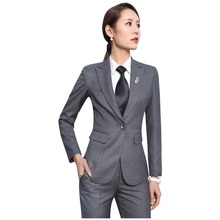 Ms  OL business suit Work clothes Career suit