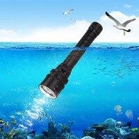 Scuba Photography LED Diving Light 1500 Lm 30W 3X XM L2 Waterproof Flashlight Torch Lantern Underwater 100m