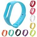 Ni5l substituir correia para xiaomi mi banda 2 silicone pulseiras para Mi Banda 2 Banda Inteligente Pulseira 10 para Xiao Mi 2