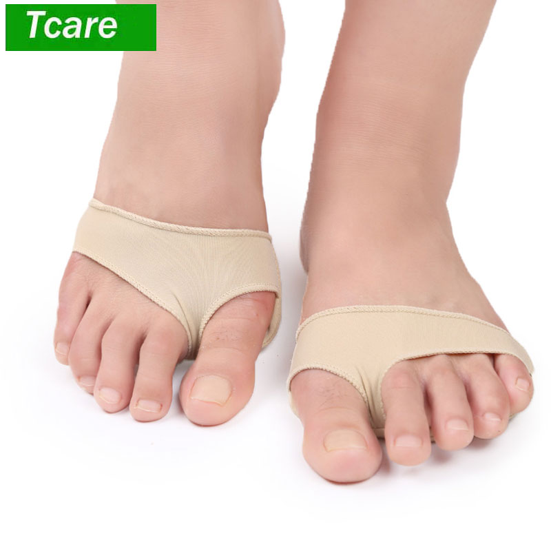 Tcare 1Pair Forefoot Support Ball Of Foot Gel Pads Cushions Metatarsal Sore Hard Skin Relieve Forefoot Pain,Metatarsal Sleeves one pair new soft gel cushion for ladies shoes forefoot pain relief high quality metatarsal sore silica sole free shipping
