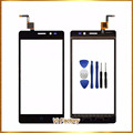 """Excellent Quality 5.0"""" Touch Sensor For ZTE Blade V2 Lite A450 Touch Screen Digitizer Sensor Glass Panel Repair Part Free Tools"""