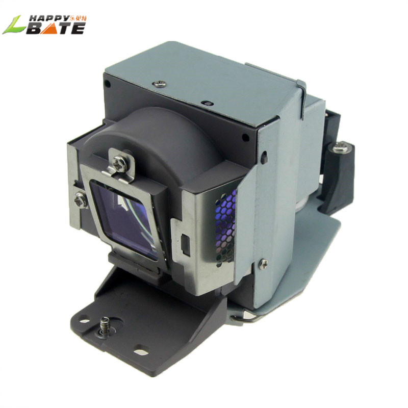 HAPPYBATE VLT-EX240LP Replacemetn Projector Lamp With Housing For EW230U-ST,EW270U,EX200U,EX240U,GS-326,GX-330,GX-335