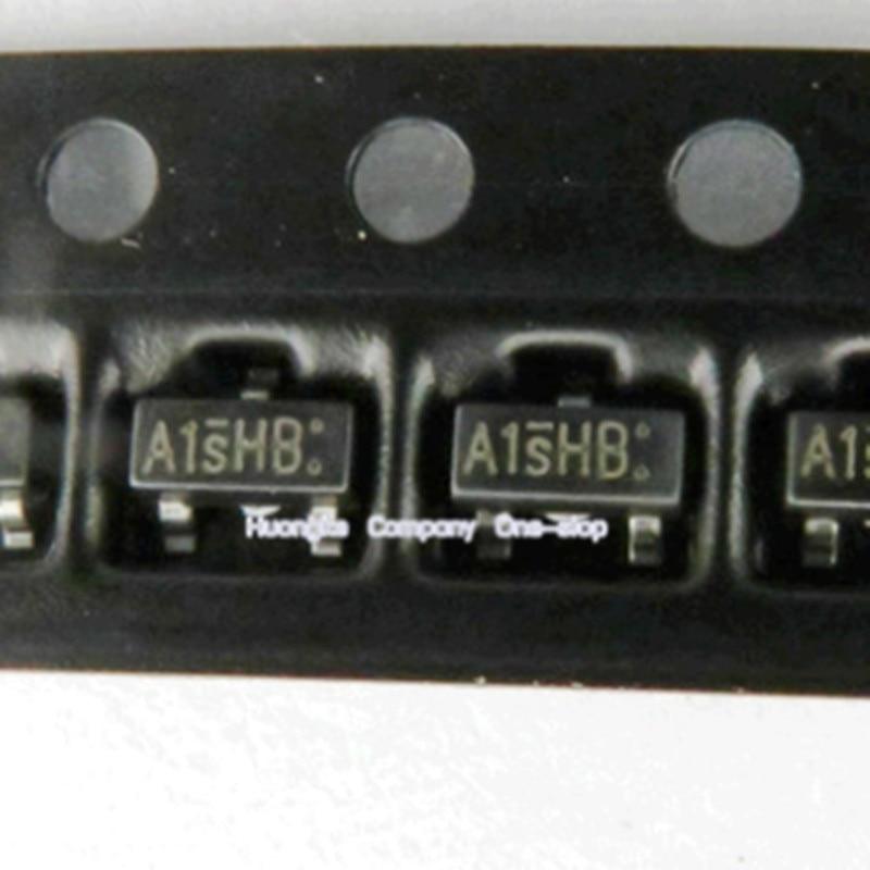 100pcs/lot SI2301DS SI2301 A1SHB SOT23  IN Stock