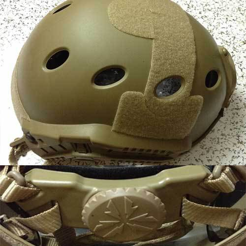 NEW Adjustable US Army helmet Emerson FAST Helmet Pararescue fast Jump Type Airsoft Hunting Military Tactical helmets