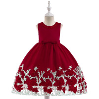 Summer Toddler Girl Dress For Baby Girl Clothing Children Wedding Holiday Ball Gown Kids Party Dresses For Girl 4 6 8 10T