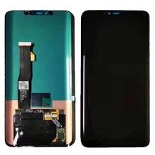 Pantalla LCD Original de 6,39 pulgadas para Huawei mate 20 Pro, montaje de digitalizador con pantalla táctil de repuesto con huella dactilar
