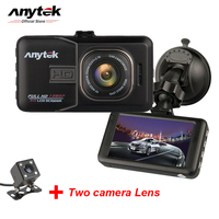 Anytek A98 Car DVR Camera Recorder 1080P Full HD 3 0 Inch High Resolution LCD 1080P