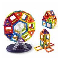 Big Size Magnetic Blocks Building Construction Toys Magnetic Designer for Children Magnet Games Educational toy For Kids Gifts
