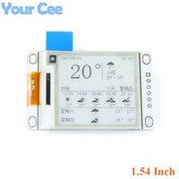 1 54 Inch E Paper Module E Ink Display Screen Module Black White Color SPI Support