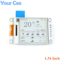 1 54 Inch E Paper Module E Ink Display Screen Module Black White Color SPI Support