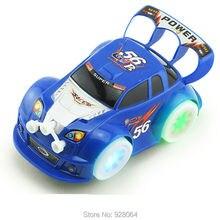 Universale auto giocattolo/luminoso musica elettrico giocattolo per bambini/rc modello di auto/baby toys per i bambini/lepin technic/pendente