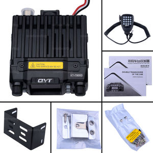 Image 3 - QYT 7900D 25W Quad band נייד רדיו משדר 144/220/350/440MHZ 25W חם רכב נייד רדיו עם תכנית כבל + עשיר מתנה