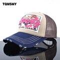 Moda primavera verano gorras de béisbol hombres bordado mallas hueso sombreros para las mujeres snapback tapa ocasional de la mujer sol sombrero gorras