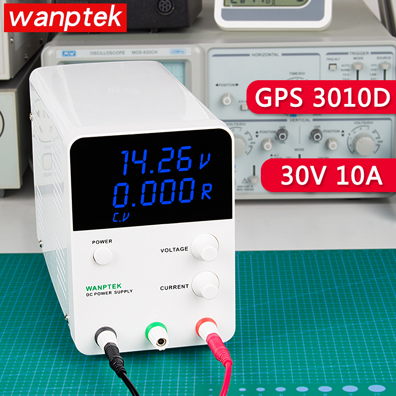 0-30V 0-10A Multi loop potentiometer DC power supply switch Digital regulator adjustable Laboratory power supply transformer hot0-30V 0-10A Multi loop potentiometer DC power supply switch Digital regulator adjustable Laboratory power supply transformer hot