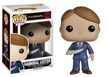 Nueva Funko POP Televisión 146 # Hannibal Lecter 3.75 «Vinilo Figura de Acción de Colección