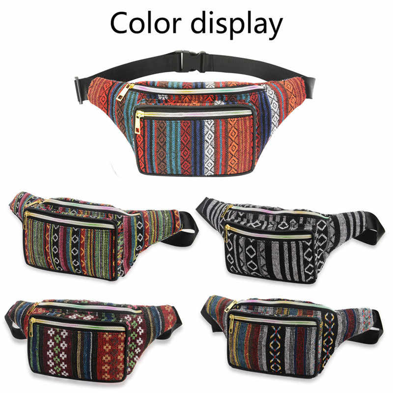 e7dfe7c691cc Detail Feedback Questions about New Woman Waist Bag Packs Printing ...