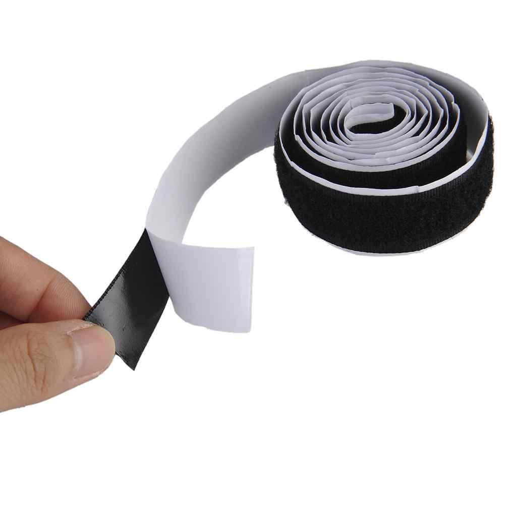Decoration Nylon Sticker Loop Fastener Tape Magic Sticker Self Adhesive Hook