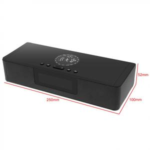 Image 4 - BS 39A Cài Microphone Bluetooth Soundbar Loa Không Dây Tề Sạc Và Đèn LED Màn Hình Hiển Thị Thông Minh Cho Điện Thoại/Máy Tính/TV