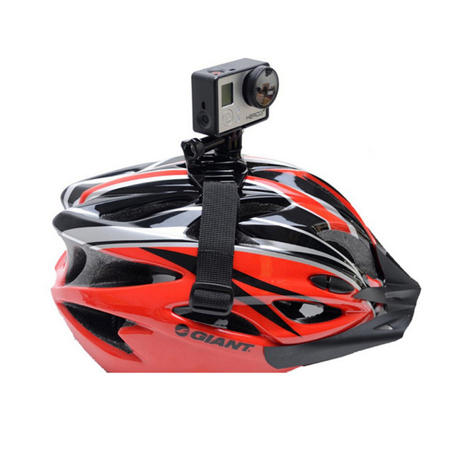Gopro Gp04 Accessories Vented Helmet Strap Action Camera Bicycle