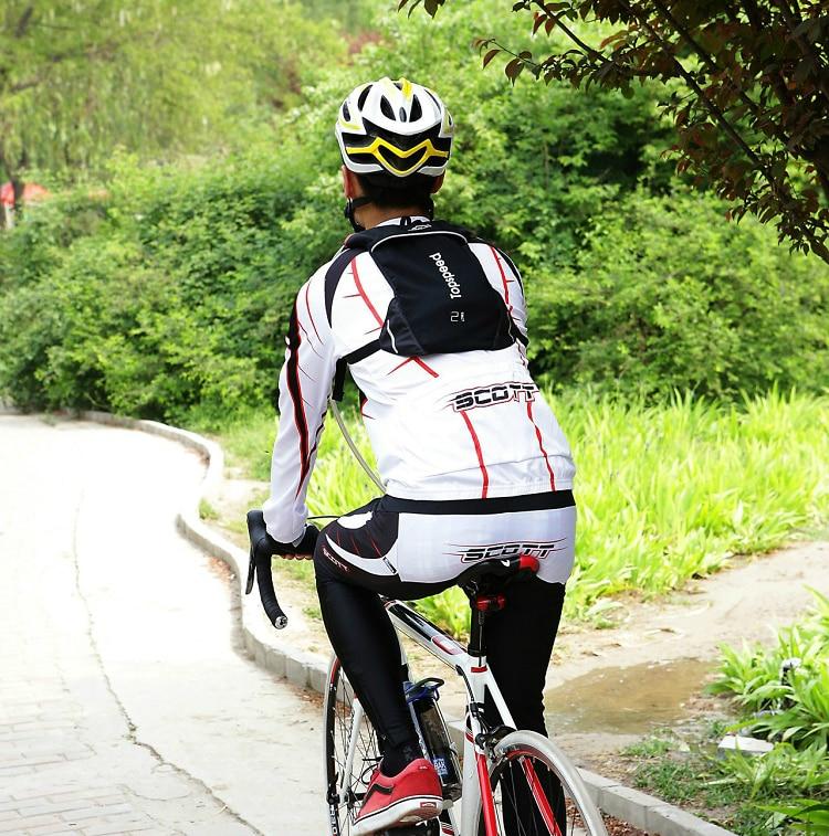 ciclismo mochila jogging pacote