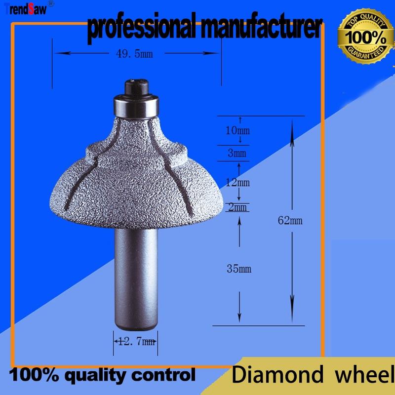 deimantinis diskas, skirtas marmurinėms granito plytoms ir stiklo - Ašmenys pjūklams - Nuotrauka 5