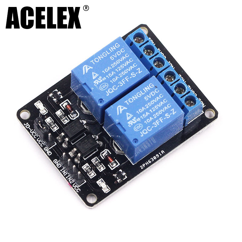 With optocoupler 2 channel 2-channel relay modules relay control panel PLC relay 5V two way module relay shield v1 0 5v 4 channel relay module for arduino works with official arduino boards