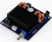TDA7498 amplificateur conseil 1.0 canaux classe D Subwoofer basse amplificateur TDA7498 amplificateur 150 W amplificateur home mieux TA2024 TDA7492