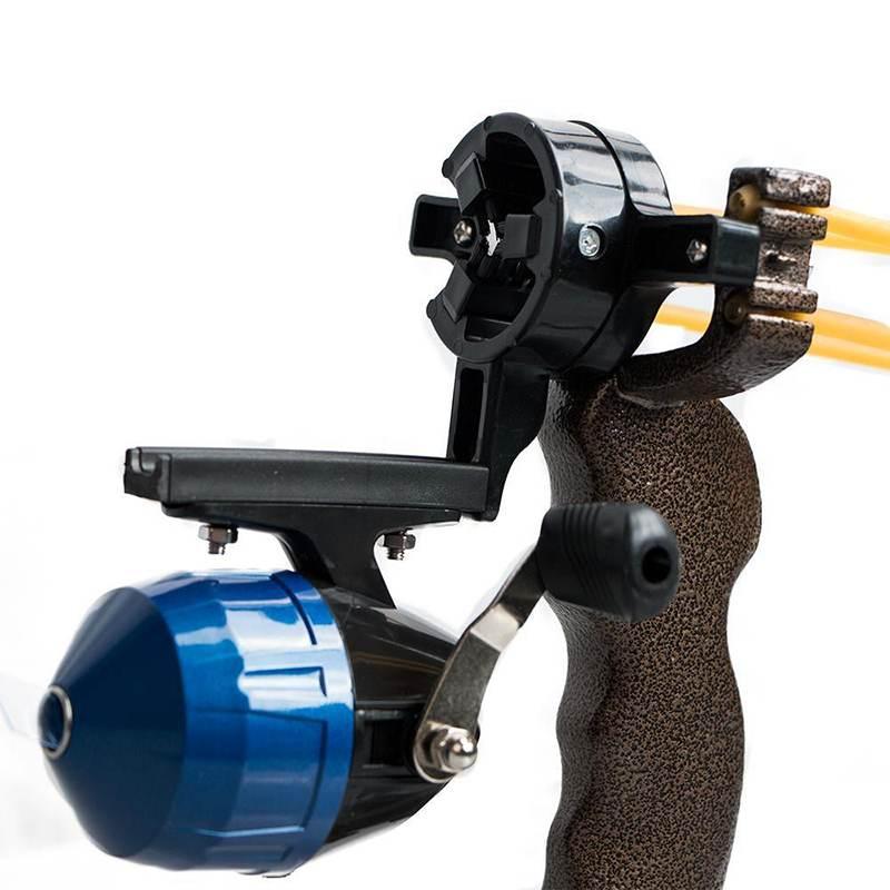Nuevo Producto de Alta Velocidad Pesca Caza Sling shot Arco de Tiro de Flecha De